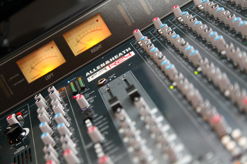Allen & Heath GS R24 mixer