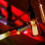 Pretty Light Bulbs, Event Lighting Solutions, Retro lighting, festoon lighting, old school lighting