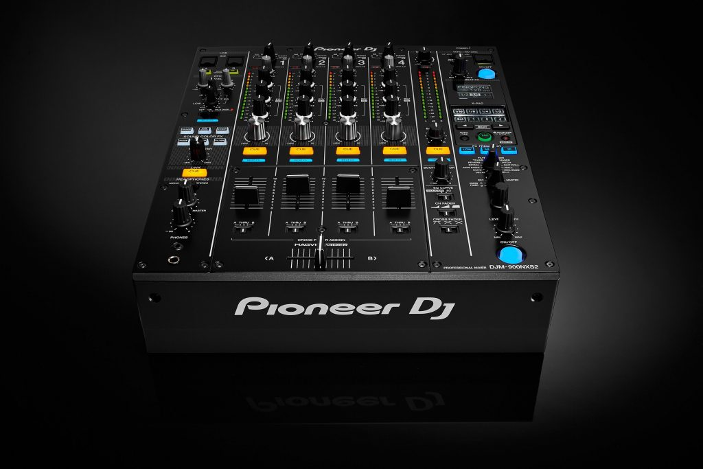 DJM900 hire, DJM900nxs2, Hire the Pioneer DJM900 NXS2